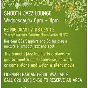 Smooth Jazz @ Bernie Grant Art Centre - 23.03.16