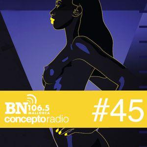 Concepto Radio en BN Mallorca #45