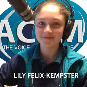 LILY FELIX-KEMPSTER Plays Austin Lake's Best Music Mix of the 70s, 80s, 90s and Today on 87.6 ACFM.
