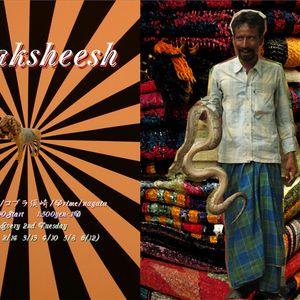 Baksheesh 14.Feb.2012