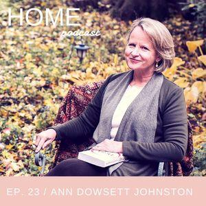 Episode 23: Ann Dowsett Johnston
