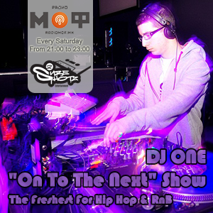 """DJ One - """"On To The Next"""" Show on radio MOF (19.11.2011)"""