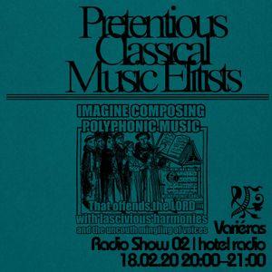 Varieras spécial musique classique - 19/02/20