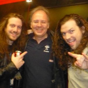 #994  The Backbeat Experience - Interview with Striker, Dan & Tim of West Canadian rock band