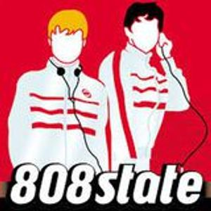 808state DJs: 808 State Radio Show 12 May 1992...Guests: Andy from DJ Basement, DJ Greenbins from Bl