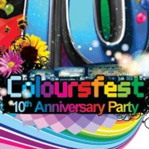 Equinox Trance Coloursfest 2011 edition