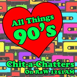 All things 90's - 19 Feb 2014.