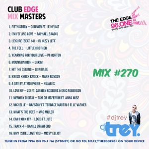 The Edge 96.1 MixMasters #270 - Mixed By Dj Trey (2019) :: Neo Soul // Hip Hop // Nu Soul