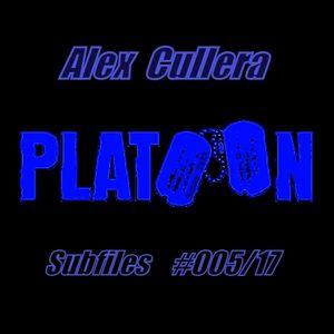 Alex Cullera @Techno Platoon #05/2017