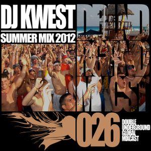 Doubleunderground Mixcast 026 - Summer 2012