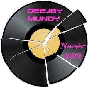 DJ Mundy NOVEMBER 2012