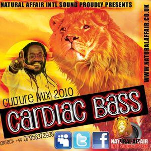 NATURAL AFFAIR SOUND - CARDIAC BASS(2010)
