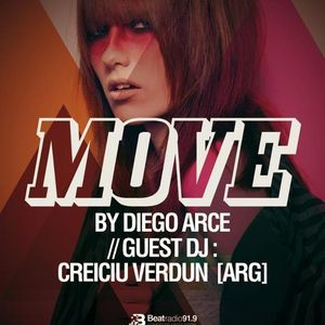 Move! 017 # 1st hour by Diego Arce