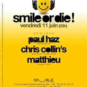Paul Haz' Live @ SMILE or DIE 11 06 2010