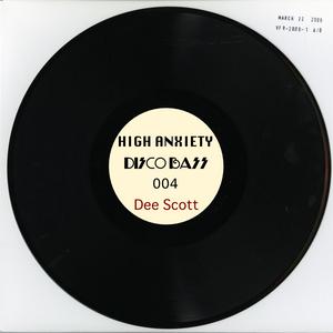 High Anxiety 004 Disco Bass
