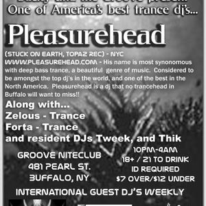 Pleasurehead - Live at Groove Buffalo April 25, 2003