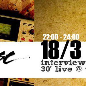 Billa Qause Live @ Spread Your Love (18/11/13)