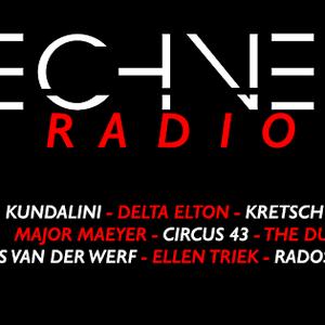 Ellen Triek @ Technesia & Beats N Vibes dj contest 2015