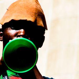 Vuvuzela's Allowed