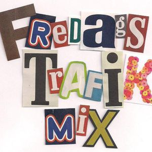 FREDAGS TRAFIK MIX 16. JANUAR 2015