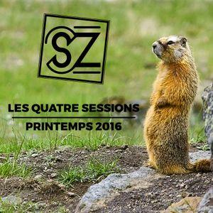 Les Quatre Sessions de Slapzine - Printemps 2016 - Marmotte - Carte Blanche à Birouette