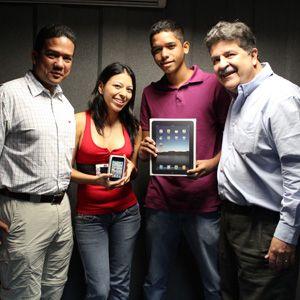 Kentriki - Ganadores de la promo #iPadKentriki!!!