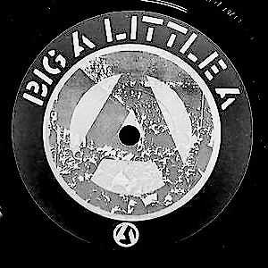 Big A, little a - March 19 Shake! Records - 2016