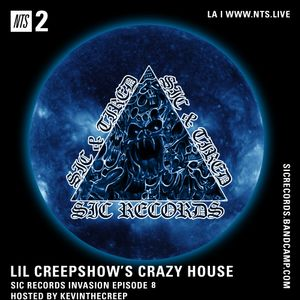 Lil Creepshow's Crazy House - 3rd October 2018