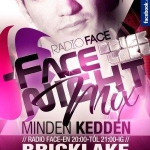 Bricklake - Live @ Radio Face FM 99.5 - Face Night Show (2013.01.15.)