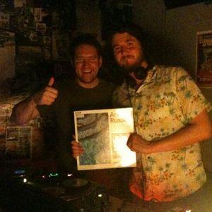 Mark Manley & Charles McCann's Balearic Backyard Mix