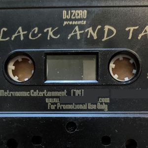 DJ Zero (Intager) - Black and Tan Drum and Bass Mixtape 2001
