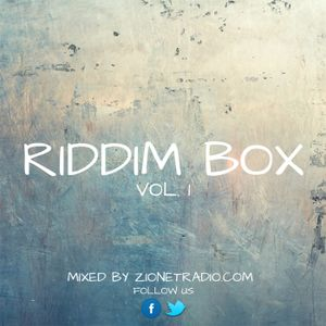 Riddim Box Vol.1 Reggae mixed by Zionetradio.com