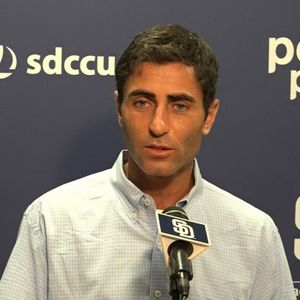 """AJ Preller: """"Kemp trade saved north of $20 million…we can use that in the form of 3 or 4 players"""""""