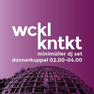 Minimüller @ Wackelkontakt 10.12.16