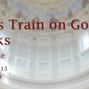 God's Train on God's Tracks