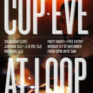 Live @ Loop Bar - Cup EVE