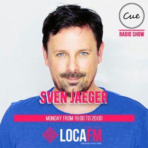 Cue Radio Show Nr. 13 pres. by Sven Jaeger