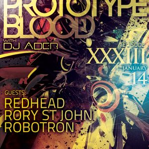 Art Style : Techno | Prototype Blood With DJ Áder | Episode 33 [Part 3] : Redhead