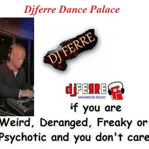djferre dance palace on friday night thats where the weekend starts www.networkradio.eu/1