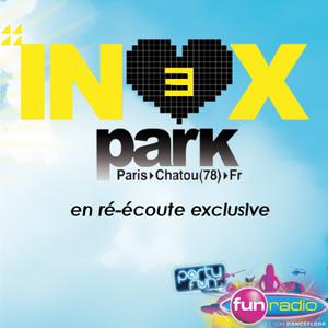 Laidback Luke & Armin Van Buuren live @INOX PARK Paris - 08/09/12