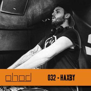 #032 - Haxby - DnB