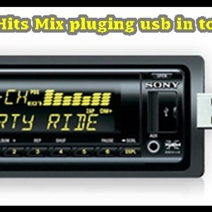 Mioritic Hit s Mix pluging usb in to your car, no adv,no promo.