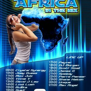 Unique Dj | Africa In The Mix 2009 | Afterhours.fm