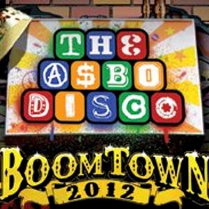 BooGhost @ Boomtown - ASBO Disco 2012