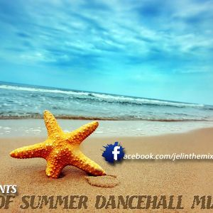 DJ JEL PRESENTS END OF SUMMER DANCEHALL 2013