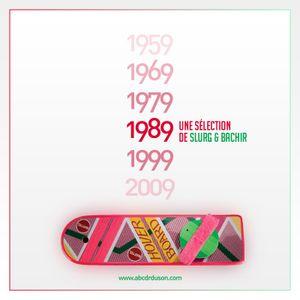 1989, une sélection de Bachir et Slurg