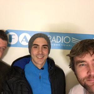 The Big Slice Radio Show - FAB Radio Int. Ft Joe Roscoe - 17TH OCT '16 PT 1 OF 2