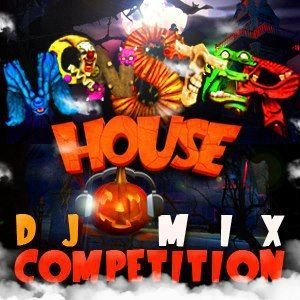Monster House (Off The Deck) Mix competition - Dj Yoshee 2012