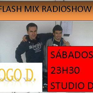 FLASH MIX - DIOGO D. RADIOSHOW - 26 ABR 2014