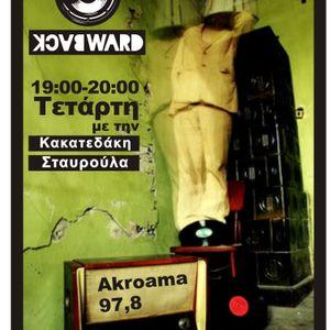 BACKWARD radio show 16-01-2013